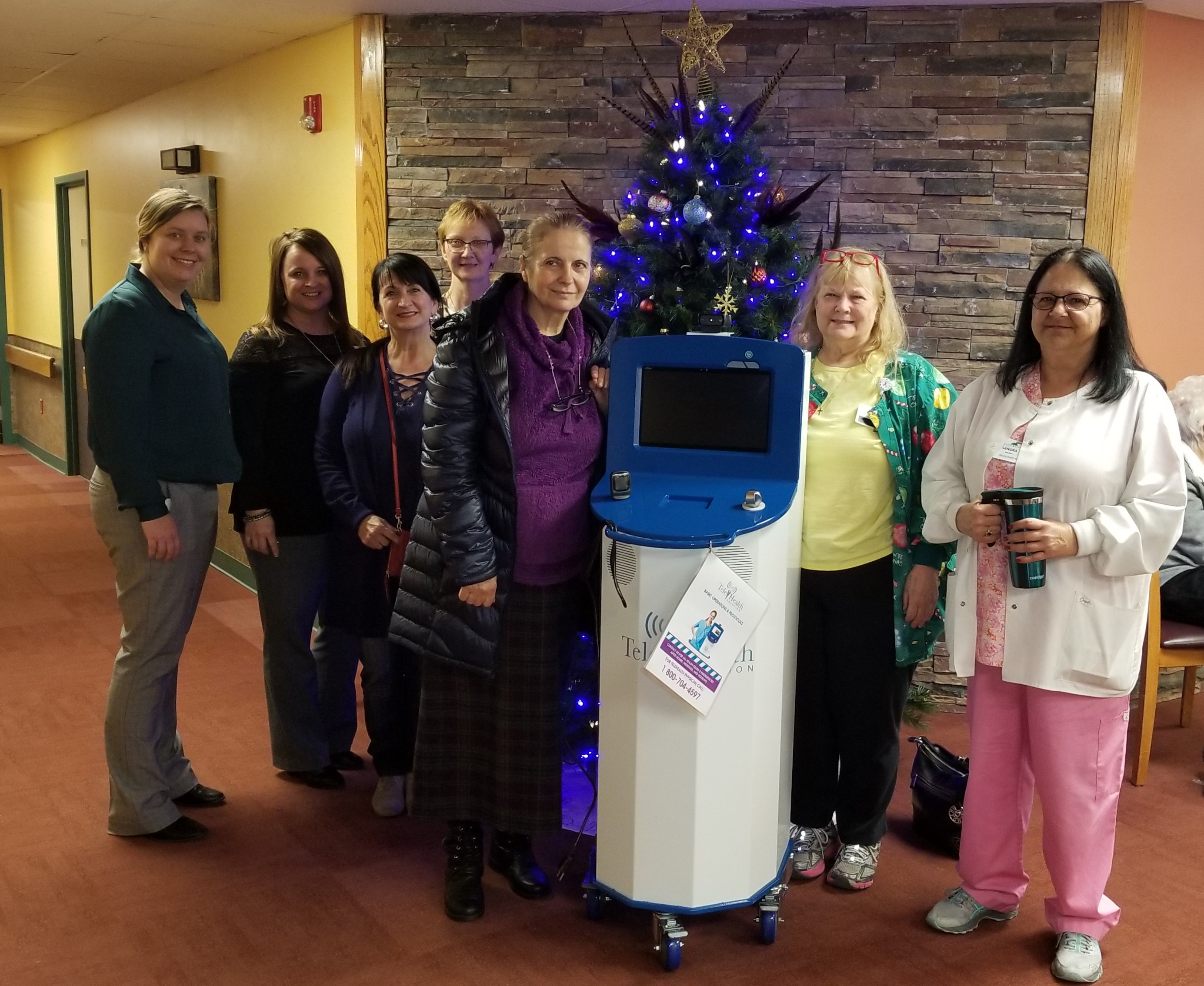 Telemedicine - The Future of Healthcare Is Now At Grandview!